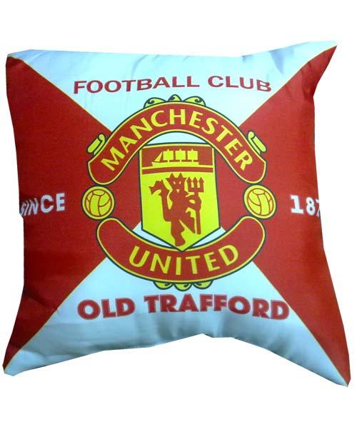 Подушка сувенирная Манчестер