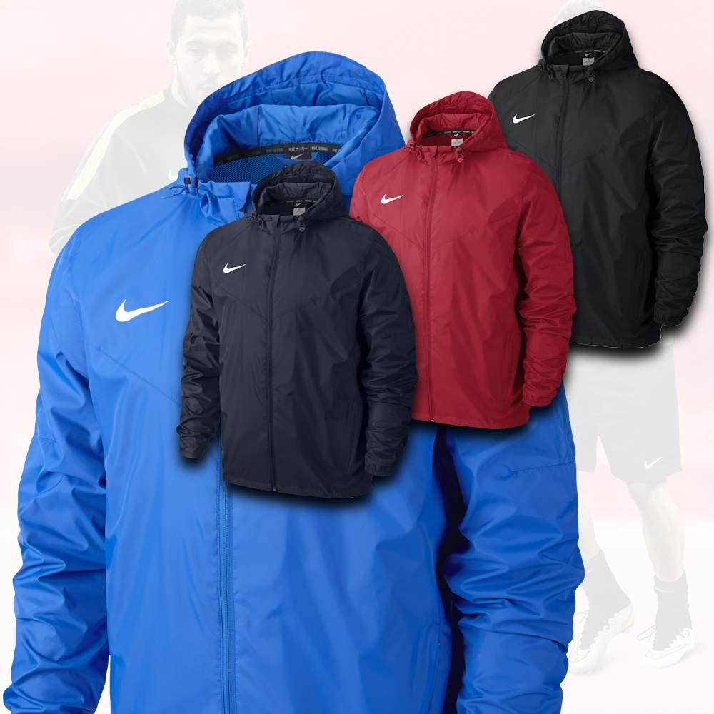 Куртка спортивная ветрозащитная Nike Generics Team Sideline Rain Jacket  645480 c05d7f4b30c60